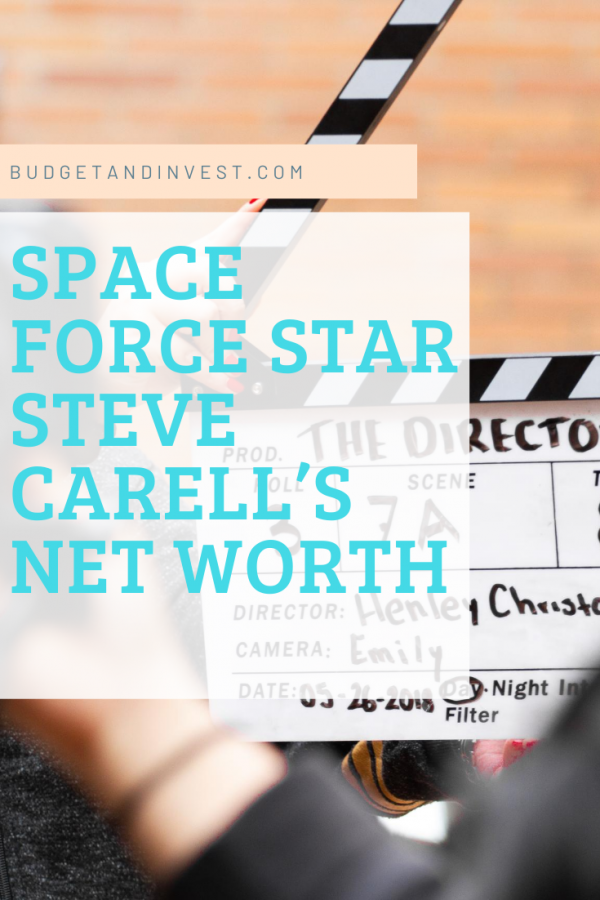 Space Force Star Steve Carell's Net Worth